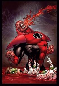 Atrocitus, Red Lantern