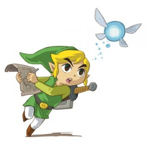 The Legend of Zelda DS