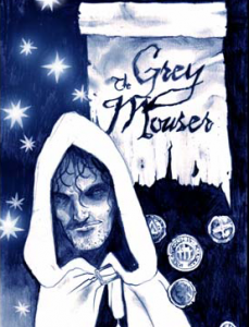 The Gray Mouser by David Petersen