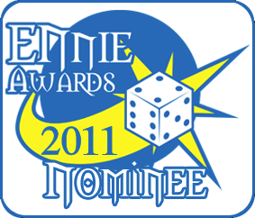 Ennie Award Nominee