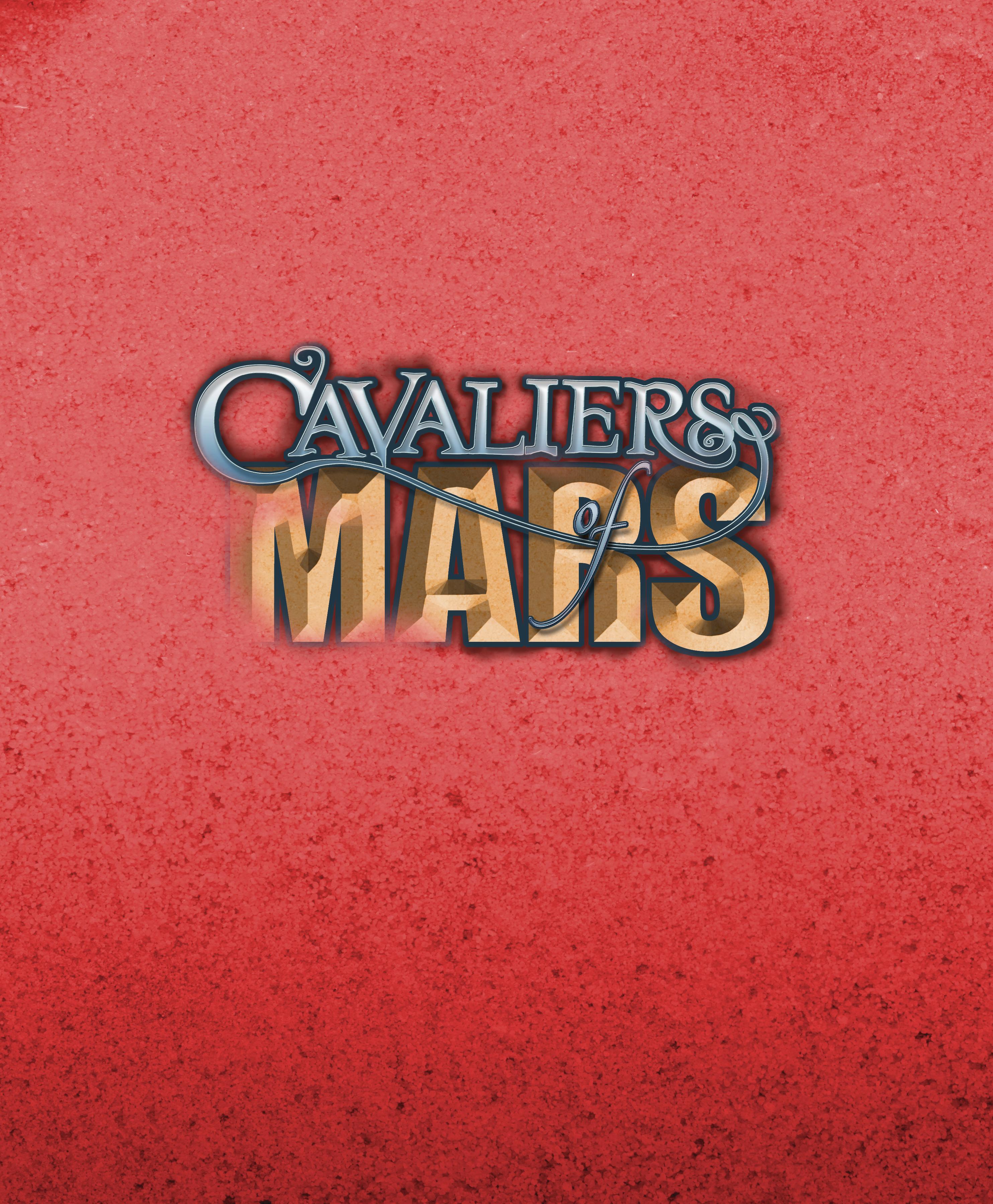 Cavaliers of Mars