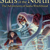 Stars of the North cover, by Rachel Kahn