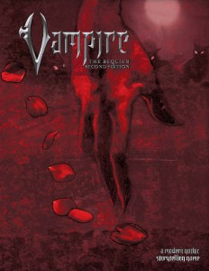 Vampire: The Requiem, Second Edition cover