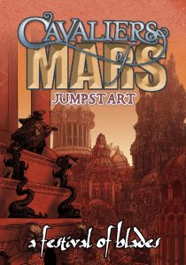 Cavaliers of Mars Jumpstart cover